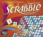 SCRABBLE Year-In-A-Box Calendar (2016)