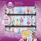 Sticker Rouleau - Disney - Princesse