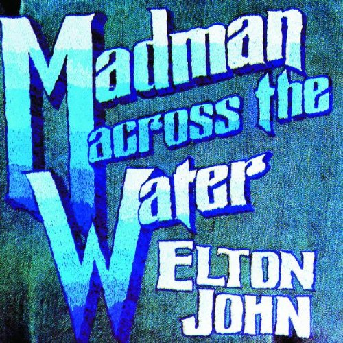 Madman Across the Water artwork