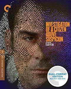 Investigation of a Citizen Above Suspicion (The Criterion Collection) [Blu-ray + DVD]
