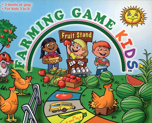 Farming Game – Kids image