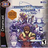 "Phantasy Star Online Version 2 - Sega Dreamcast ~ ""Sega of America, Inc."""