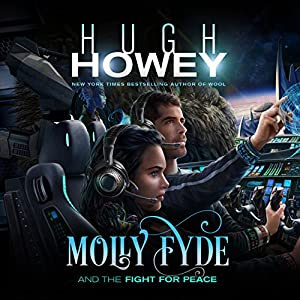 Molly Fyde and the Fight for Peace Audiobook