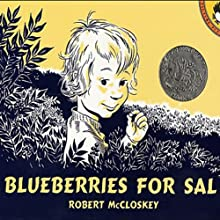 Blueberries for Sal (       UNABRIDGED) by Robert McCloskey
