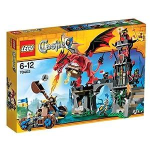 LEGO Castle 70403: Dragon Mountain