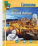 Michelin North America Road Atlas 2016 (Michelin Road Atlas)