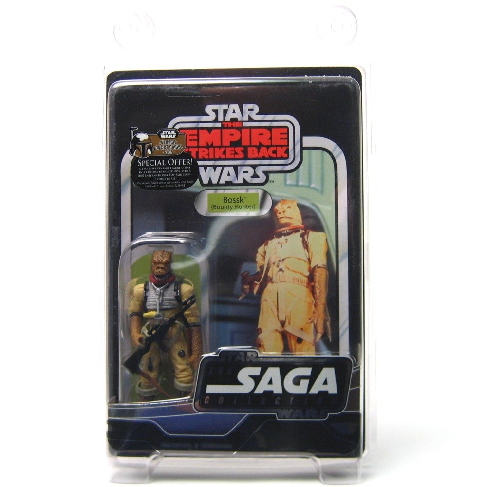 Star Wars SAGA Collection Vintage Bossk Bounty Hunter