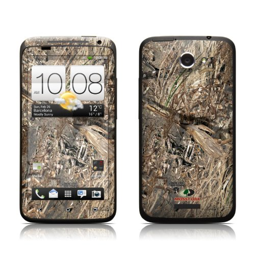 Duck Blind Design Protective Skin Decal Sticker for HTC One X Cell Phone