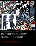 img - for The Columbia History of Twentieth-Century French Thought book / textbook / text book