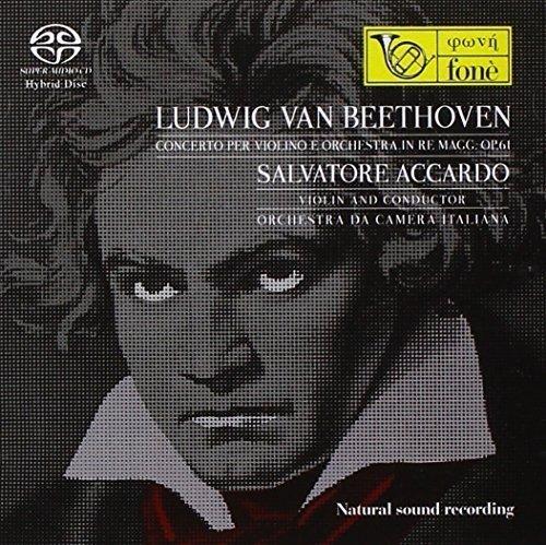 SACD : SALVATORE ACCARDO - Orchestra Da Camera Italiana