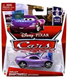 Disney Pixar Cars 2 Holley Shiftwell with screen