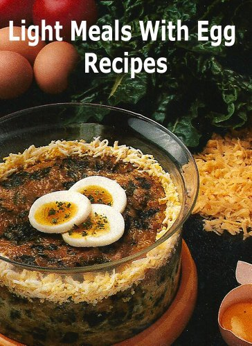 Light Meals With Egg Recipes