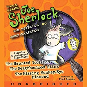 Joe Sherlock, Kid Detective Audio Collection | [Dave Keane]