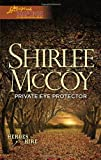 Private Eye Protector (Love Inspired Suspense)