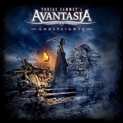 Original album cover of Ghostlights by Avantasia