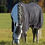 Horseware Unisex Amigo Mio Stable Sheet Black/White 6'6