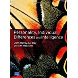 Personality, Individual Differences and Intelligenceby Dr John Maltby