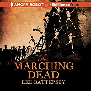 The Marching Dead Audiobook