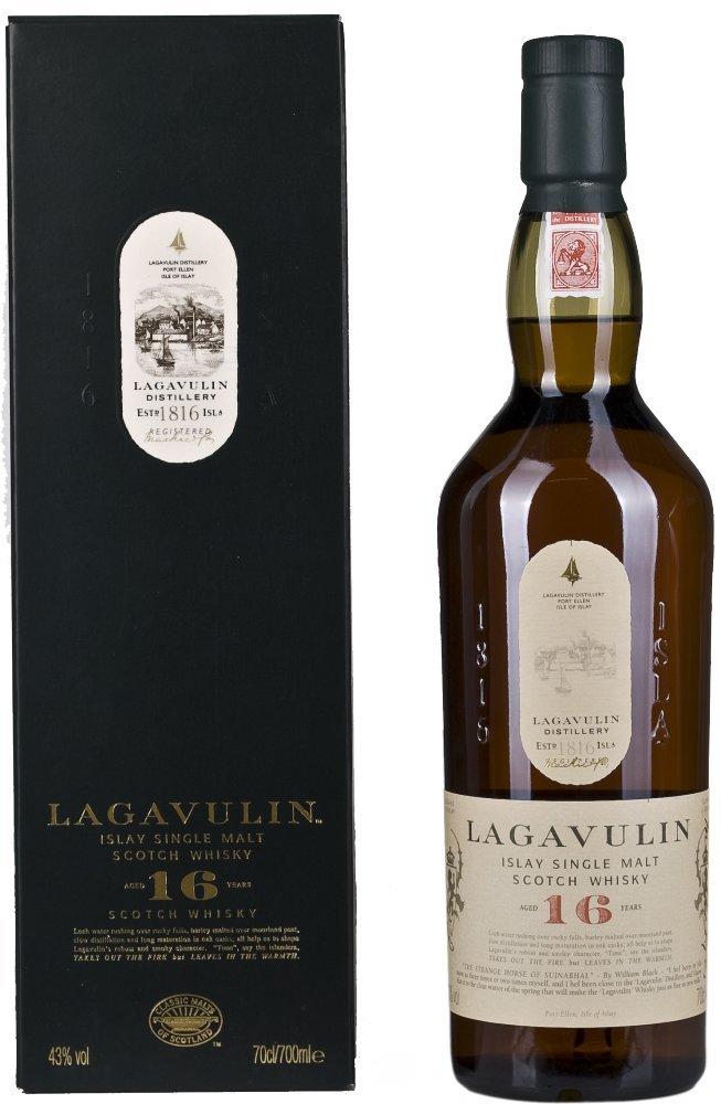 Lagavulin16Years Islay SingleMalt