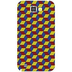 Samsung Galaxy Note 2 N7100 Back Cover - Printful Designer Cases