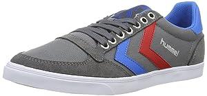 Hummel Fashion - Chaussures Hummel &Slimmer Stadil Low&, de sport - HUMMEL SLIMMER STADI, Baskets mode mixte adulte   de clients pour plus d'informations