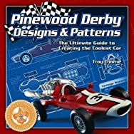 Fox Chapel Publishing 978-1-56523-341-6 Pinewood Derby Designs And Patterns