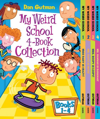 Kids on Fire: My Weird School Series Bargains, Including a $3 Box Set!