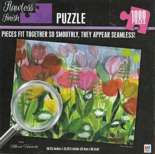 Flawless Finish Early Spring 1000 Piece Puzzle - 1