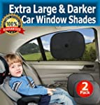 Car Window Sun Shades - Darkest Sunsh...