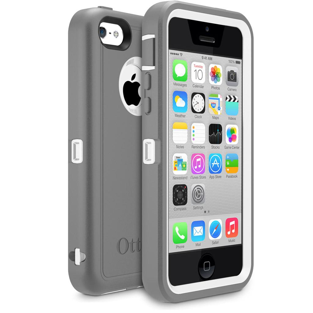 OtterBox [Defender Series] Case for iPhone 5c-Retail ...