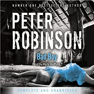 Bad Boy Audiobook