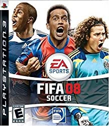 FIFA 08 - Playstation 3