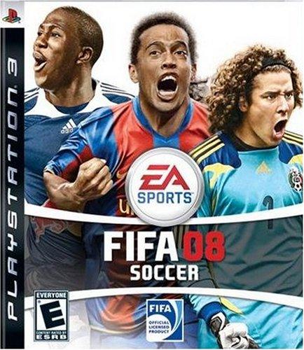 FIFA 08 - Playstation 3 - 1