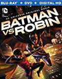 Batman vs. Robin (Blu-ray + DVD + Digital HD UltraViolet Combo Pack)