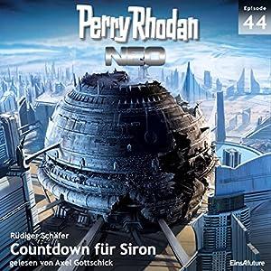 Countdown für Siron (Perry Rhodan NEO 44) Hörbuch
