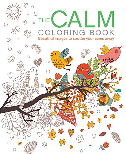 The Calm Coloring Book (Arcturus Coloring Books) - Arcturus Publishing