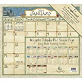 Legacy 2014 Magnetic Calendar Pad, Coming Home