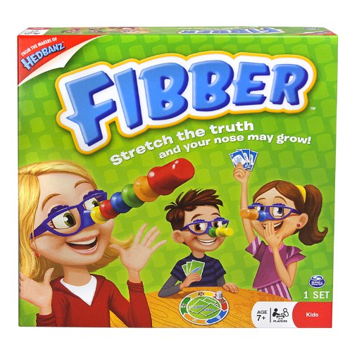 Fibber Board Game Picture