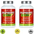2X Raspberry Ketone **Value Size ** 180 Tablets * Promotes fat reduction and weight loss *