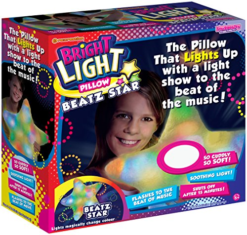 Bright Light Pillow BLP BEASTA-Star-Beatz