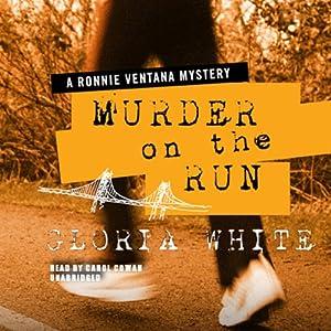 Murder on the Run Audiobook