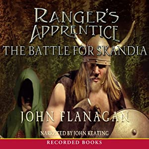 The Battle for Skandia Audiobook