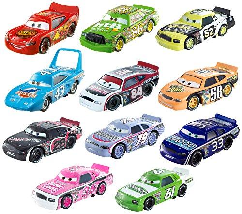 Disney Cars Dot Com Piston Collection