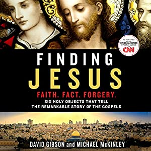 Finding Jesus Audiobook