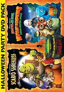 Paramount Scared Shrekless/mva Mutant Pumpkins [dvd/2 Discs/side By Side]