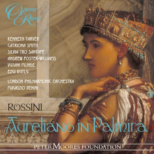 Aureliano in Palmira - Rossini - CD
