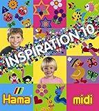 Dan-Import 399/10 - Hama Vorlagenheft Inspiration 10 hergestellt von Hama