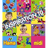 Hama Beads - Inspiration Book 10by Hama
