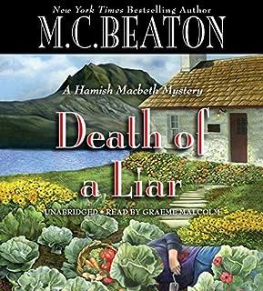 Book Cover: Death of a Liar