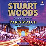 Paris Match: Stone Barrington, Book 31 (       UNABRIDGED) by Stuart Woods Narrated by Tony Roberts